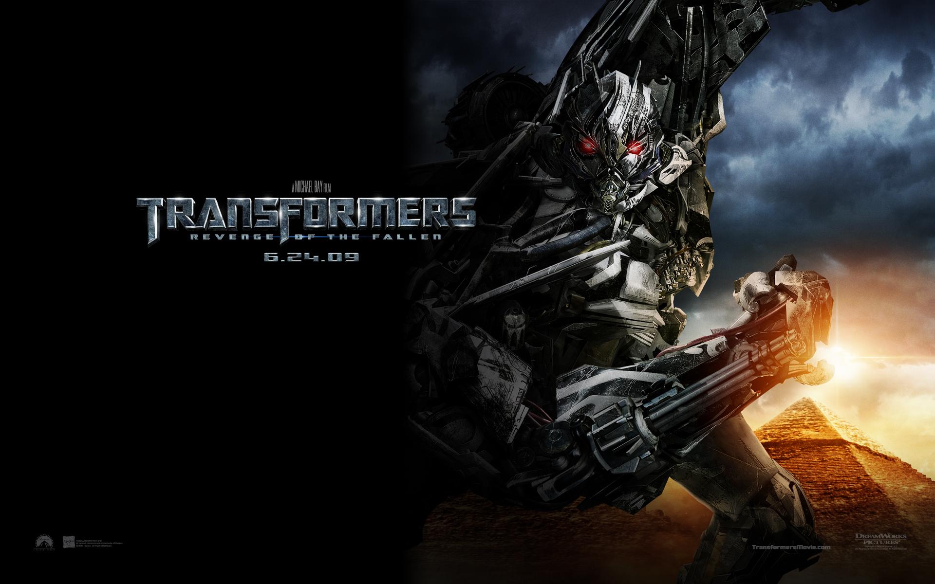 Transformers 2 - Transformers 2 Wallpaper (34562984) - Fanpop