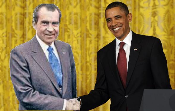 Tricky Obama
