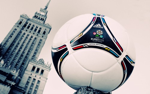 UEFA Euro 2012 wallpaper containing a calcio ball called UEFA Euro 2012 Match Ball