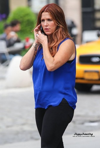 Unforgettable filming in NYC - May 29 2013