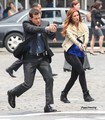Unforgettable filming in NYC - May 29 2013 - unforgettable photo
