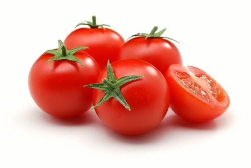 Vermillion tomato, sos tomato
