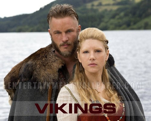 vikings (serial tv) wallpaper possibly containing a portrait titled Vikings