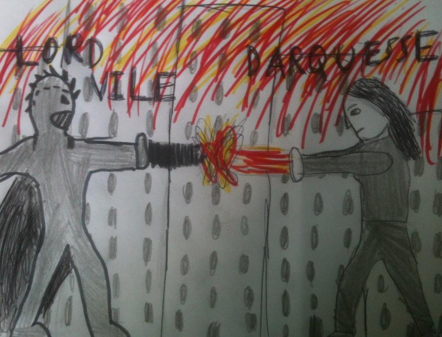 Vile vs Darquesse