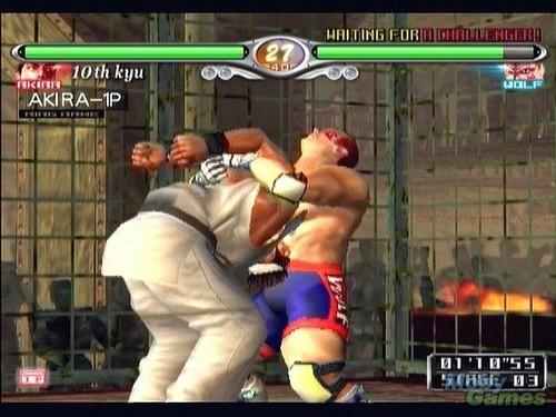 Virtua Fighter 4: Evolution