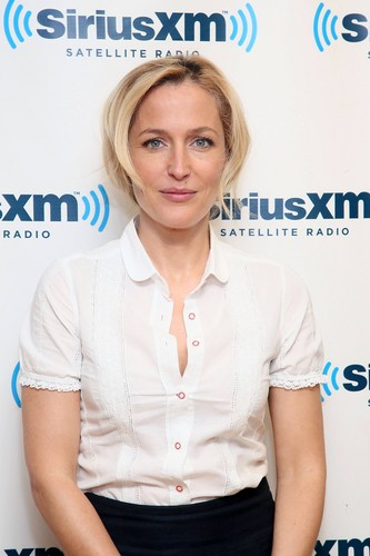 Visits the SiriusXM Studios 2013