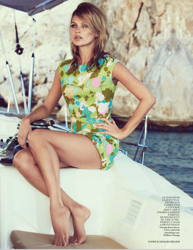 Vogue UK June 2013