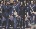 Walking With The Guards - michael-jackson photo
