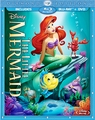 Walt Disney Blu-Ray Covers - The Little Mermaid: Diamond Edition Blu-Ray