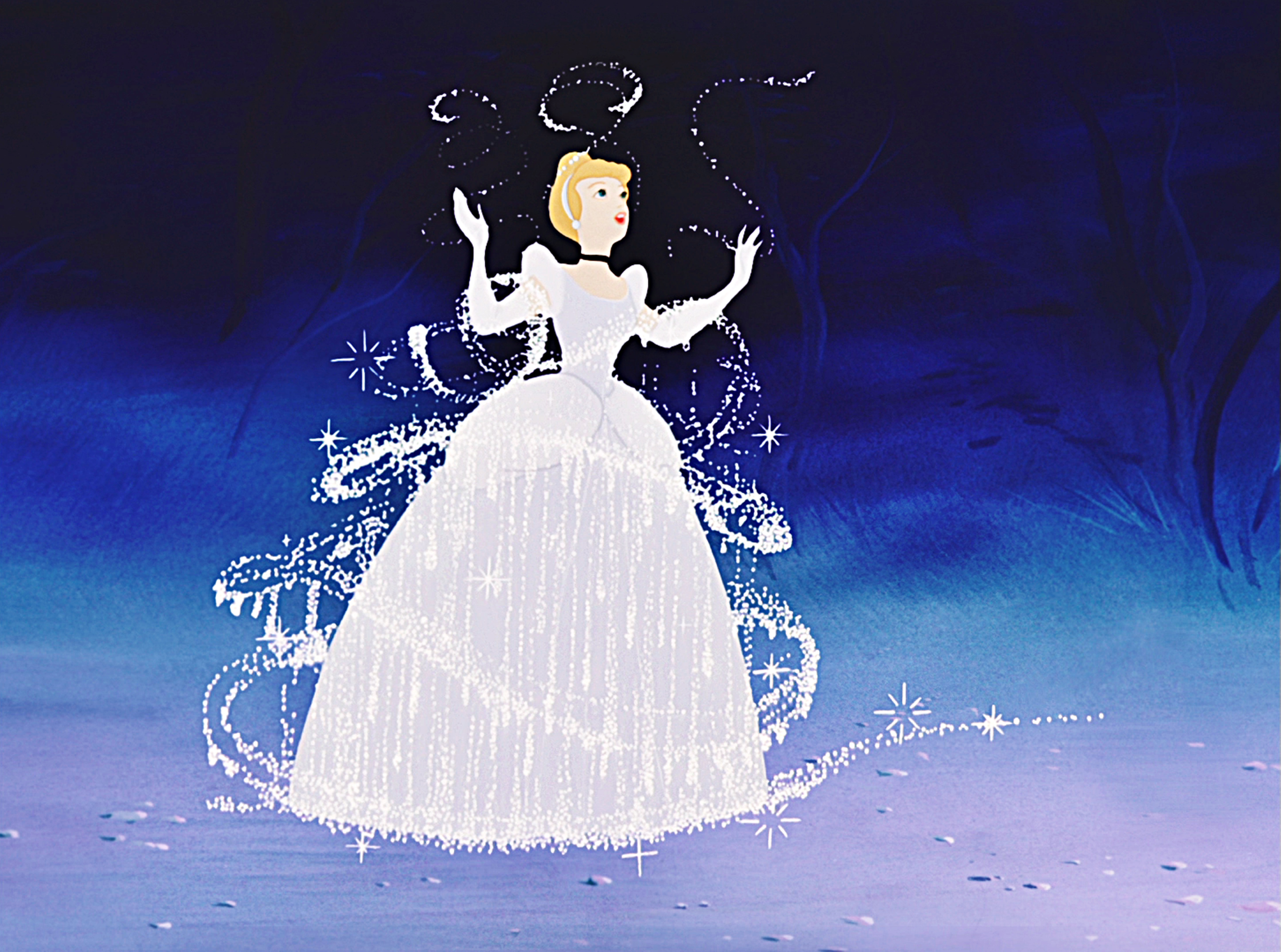 walt disney cinderella Cinderella is a 1950 american animated film produced by walt disney and based on the fairy tale cendrillon by charles perrault twelfth in the walt disney animated classics series, the film had a limited release on february 15, 1950 by rko radio pictures.