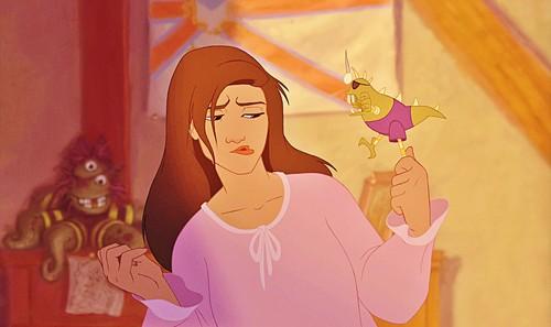 Walt Disney Screencaps - Sarah Hawkins