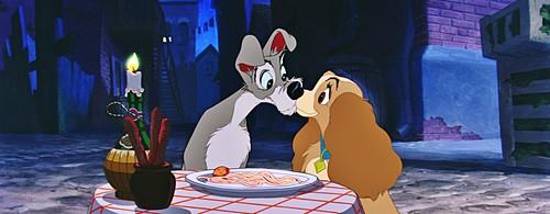 Walt Disney Screencaps - The Tramp & Lady