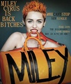 We Can't Stop!! - miley-cyrus fan art