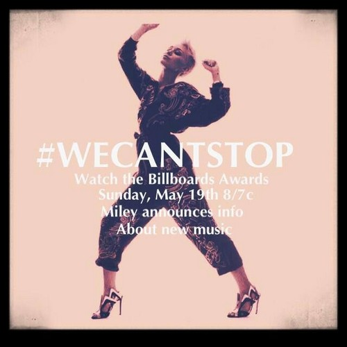 We Can't Stop!!