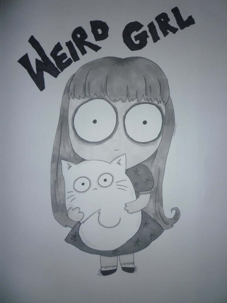 Frankenweenie Weird Girl Weird Girl :) - Franke...