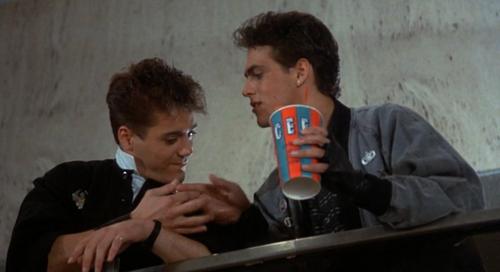 Weird Science (Robert Downey Jr. as Ian)