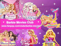 Welcome to Barbie Movies Club! - barbie-movies fan art