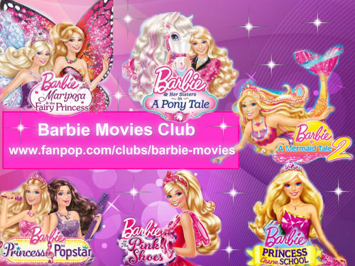 Welcome to barbie film Club!