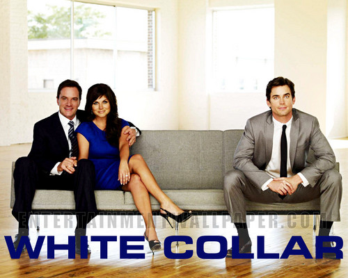 White collar, alama