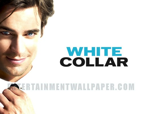 White Collar wallpaper containing a portrait entitled White Collar