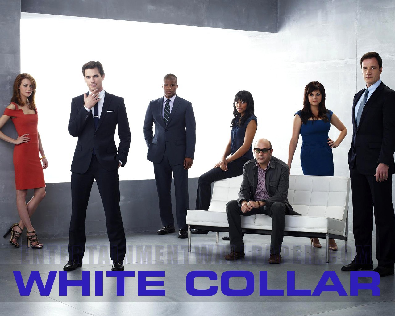 White Collar - White Collar Wallpaper (34568980) - Fanpop