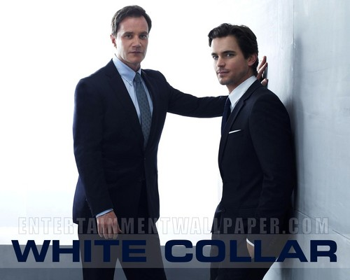 White Collar wallpaper with a business suit, a suit, and a well dressed person entitled White Collar
