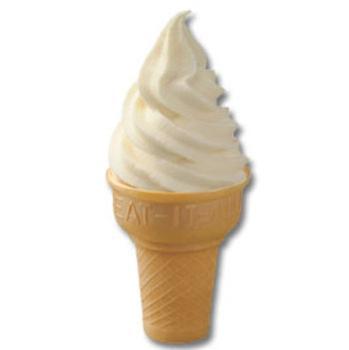 White 아이스크림