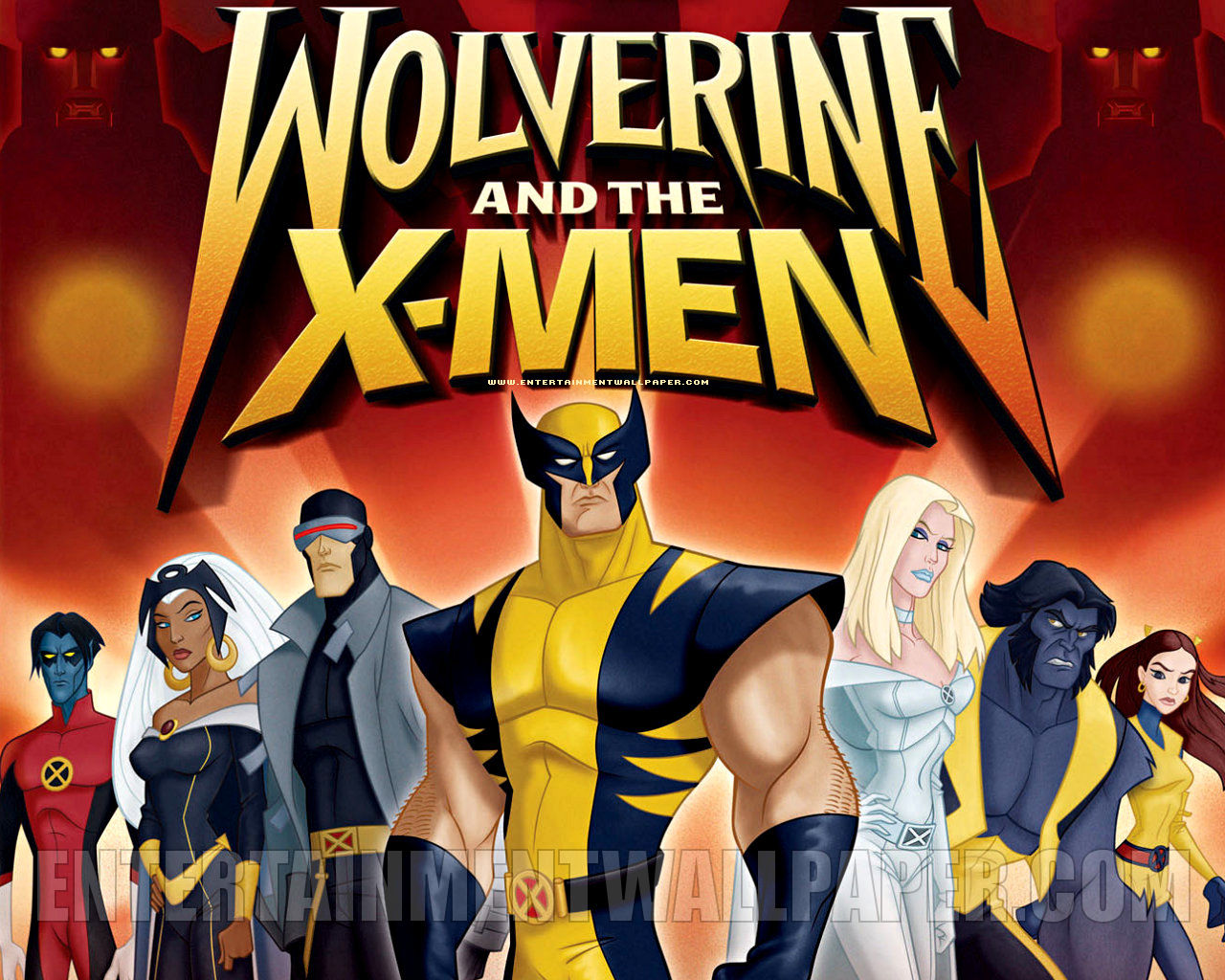 Wolverine And The X Men 64