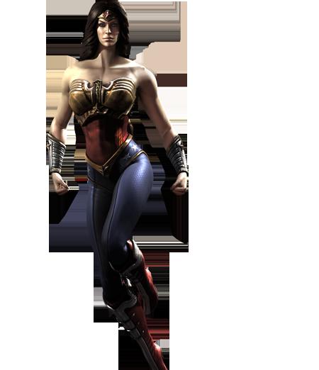 Wonder Woman Injustice Gods Among Us
