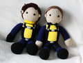 Xavier & Magneto Dolls - james-mcavoy-and-michael-fassbender photo