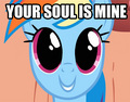 YOUR SOUL IS MINE - my-little-pony-friendship-is-magic photo