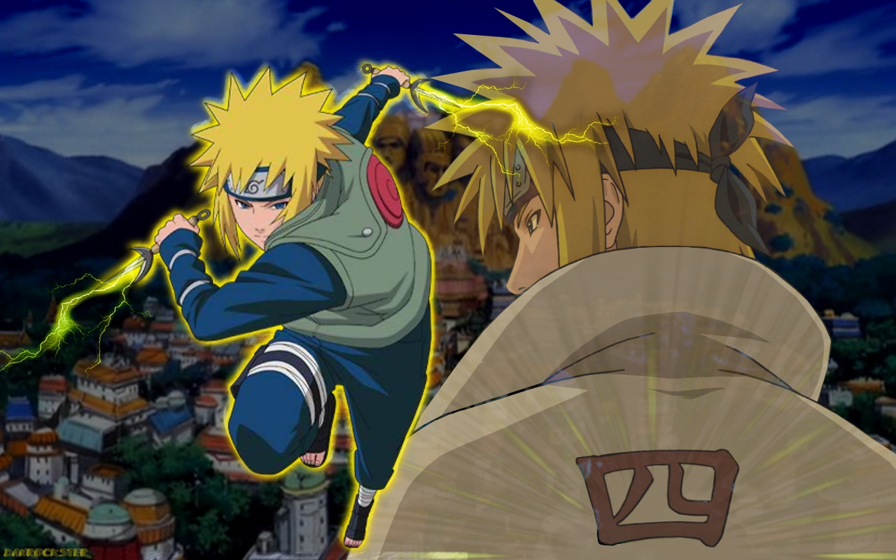 minato yellow flash wallpaper hd - photo #4