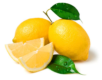 Yellow citron