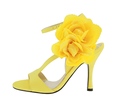 Yellow Shoes - yellow photo