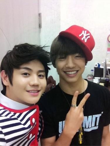 Yoseob & Bang Yong Guk