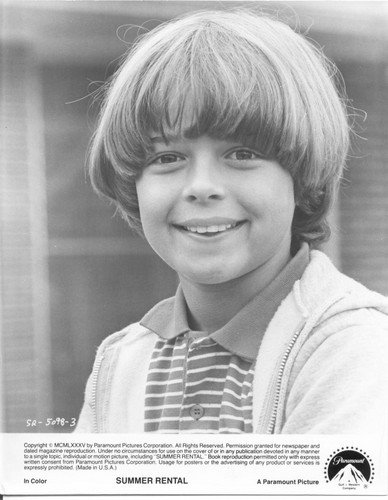 Young Joey Lawrence