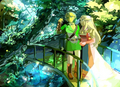 Zelink OoT - the-legend-of-zelda fan art