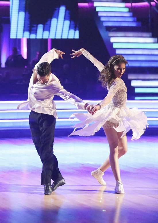 who is val dating on dwts Chmerkovskiy returned to dancing with the stars in march 2007 for the tour, titled maks & val live on in 2012 chmerkovskiy began dating another dwts.