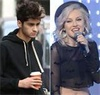 Zayn And Perrie photo probably containing a portrait entitled Zerrie♥