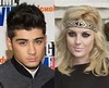 Zayn And Perrie photo containing a portrait titled Zerrie♥