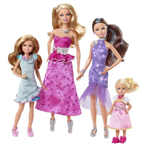 barbie her sisters in a gppony, pony tale