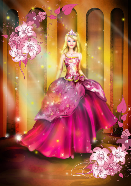 blair willows - Barbie Princess Charm School Fan Art ...