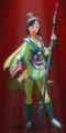 bounty hunter mulan - disney-princess photo