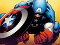 captain america - marvel-comics photo