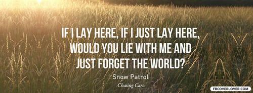 chasing cars kwa snow patrol