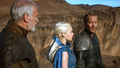 dany with jorah and selmy - daenerys-targaryen photo