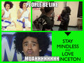 dont hate cuz aint me - princeton-mindless-behavior fan art