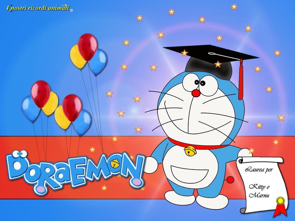 Download wallpaper doraemon free - Pics Photos Doraemon Family Wallpaper