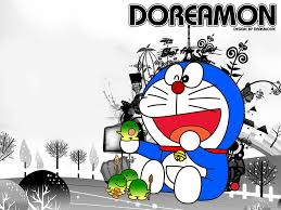 Doraemon Hintergrund possibly containing Anime entitled Doraemon