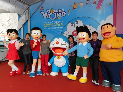 Doraemon Hintergrund called doramon
